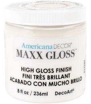 DecoArt Maxx Gloss Acrylic Paint 8oz