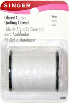 Singer Cotton Quilting Thread 150 Yards-White