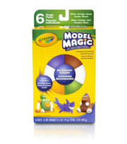 Crayola Model Magic .5oz Secondary Colors, , hi-res