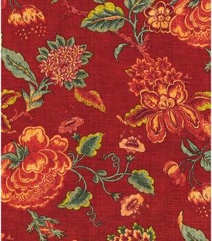 Williamsburg Print Fabric-Persiana/Bejeweled