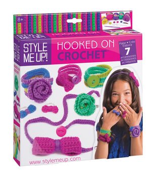 Style Me Up! Hooked On Crochet Kit