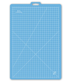 June Tailor Gridded Rotary Mat with Grid