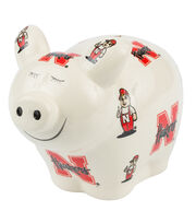 University of Nebraska NCAA Piggy Bank, , hi-res