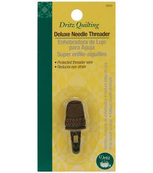Dritz Quilting Deluxe Needle Threader