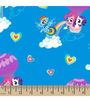 Hasbro® My Little Pony® Hot Air Balloon Ride Cotton Fabric, , hi-res
