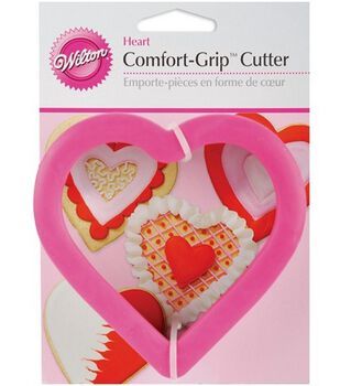 Wilton® Comfort-Grip Cookie Cutter-Heart