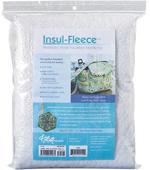 Insul-Fleece Metalized Mylar Insulated Interfacing