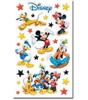 Mickey and Friends Gem Stickers, , hi-res