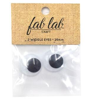 Easyglue Eyes 25mm 2pc