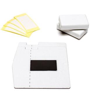 "Silhouette Mint Stamp Sheet .5""X1"" 2/Pkg"
