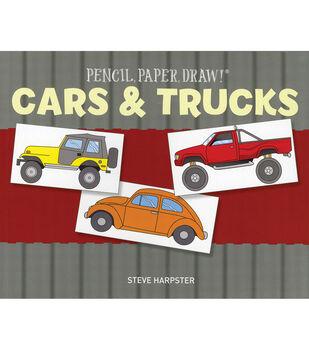 Pencil, Paper, Draw! Cars & Trucks