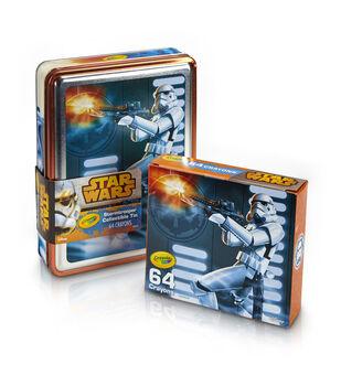 Crayola Star Wars Storm Trooper Tin
