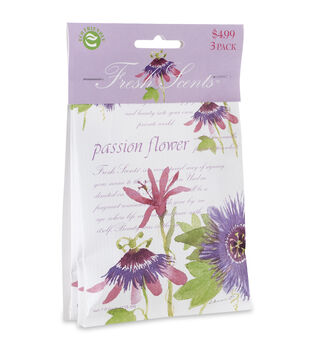 Hudson 43™ Candle&Light Collection 3 Pack Passion Flower Sachet
