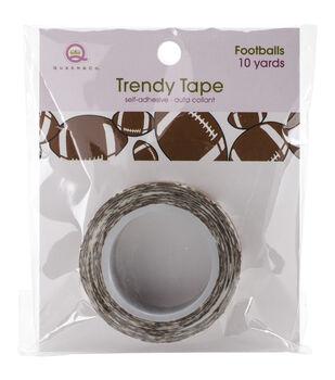 Queen & Co Footballs Trendy Tape
