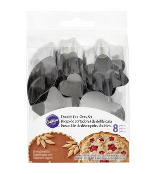 Wilton® Pie Dough Cutter Set 8/Pkg