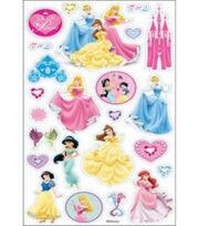 EK Success Disney Classic Sticker-Princess True Princess, , hi-res