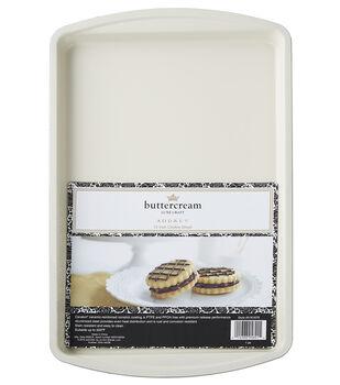 "Buttercream™ Audrey Collection Ceramic Metal 15"" Cookie Sheet"