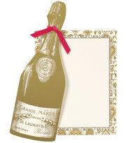Anna Griffin Champagne Extreme Diecut Custom Invitation, , hi-res