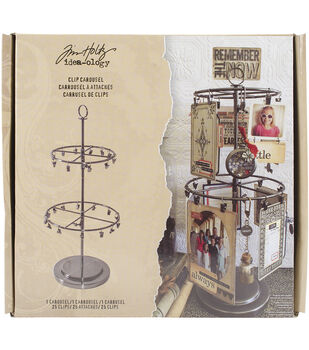 Tim Holtz - Advantus Idea-Ology Clip Carousel