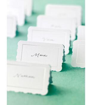 Flourish Place Cards