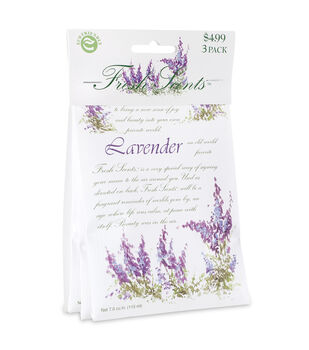 Hudson 43™ Candle&Light Collection 3 Pack Lavender Sachet