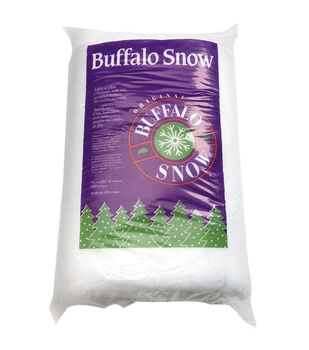 Darice Buffalo Snow Embellishments
