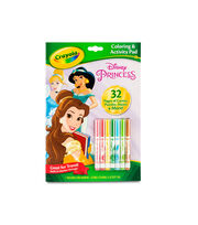 Crayola Coloring & Activity Set-Disney Princess, , hi-res
