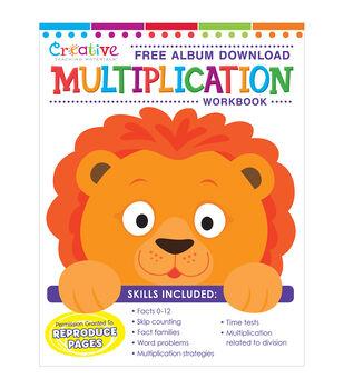 Creative Teaching Materials Workbook-Multiplication