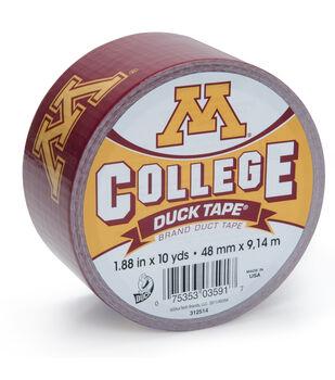 Duck Tape College Logo Minnesota