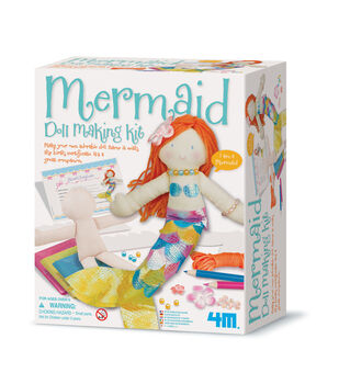 Mermaid Doll Making Kit