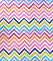 Keepsake Calico™ Cotton Fabric-Multi Chevron, , hi-res