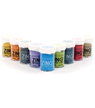American Crafts Zing! Opaque Embossing Powder-1 oz.