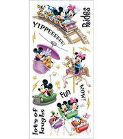 Sandylion Disney Stickers/Borders-Amusement Park Rides, , hi-res