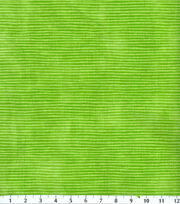 Keepsake Calico™ Cotton Fabric-Small Stripe Bright Green, , hi-res