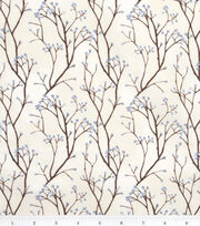 Keepsake Calico™ Cotton Fabric-Beauty In Nature Willow Cream, , hi-res