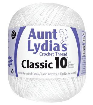 Aunt Lydia's Special Value Crochet Cotton