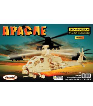 Puzzled Inc 3D-Puzzle Jigsaw Apache