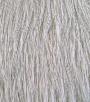 Fashion Fur Long Hair Grizzly Cream