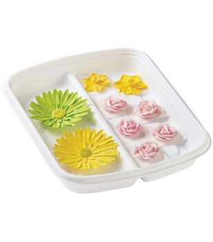 Wilton® Form-N-Save Flower Storage Set-Purple & White
