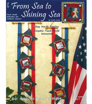 Jeanette Crews-From Sea To Shining Sea