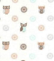 Magic Moon™-Night Owl Flannel  , , hi-res