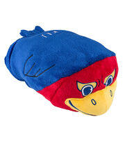 University of Kansas NCAA Hooded Blanket, , hi-res