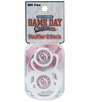 University of Oklahoma NCAA Pacifiers, , hi-res