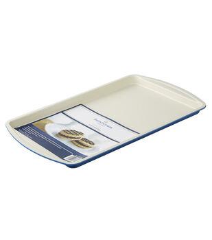 "Buttercream™ Stella Collection Ceramic Metal 15"" Cookie Sheet"