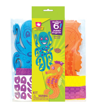 Creative Hands Sea Life Foam Dress Up Kit