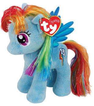 Ty Beanies My Little Rainbow Dash Blue
