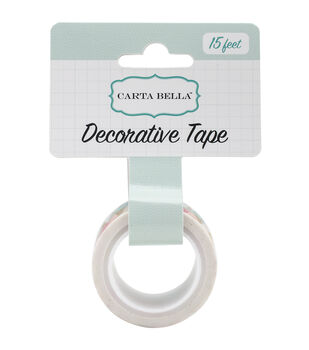 Carta Bella Soak Up The Sun Ice Cream Decorative Tape