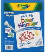 Crayola Color Wonder Paper Pad Refill, , hi-res