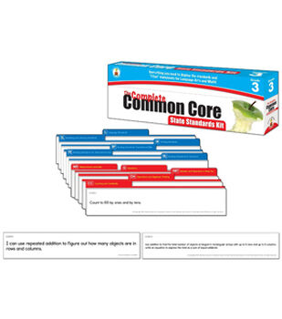 Complete Common Core State Standards Kit- Grade 3