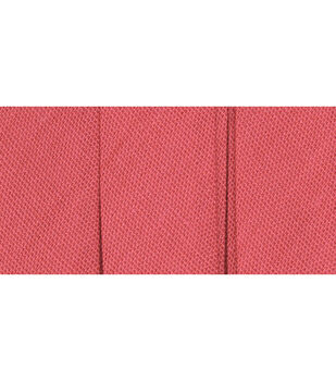 Wrights Extra Wide Double Fold Tape-Paradise Pink